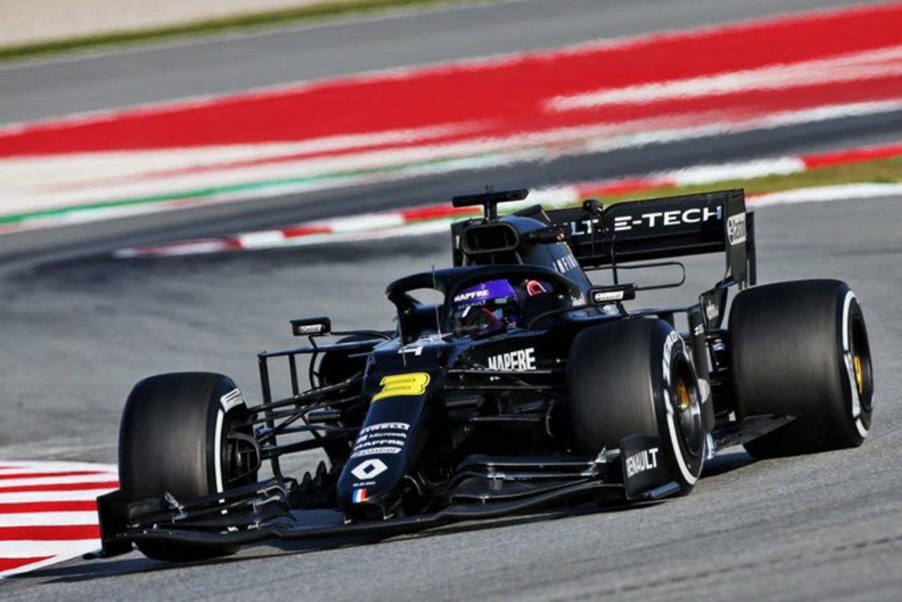 Renault prepara actualizaciones para el Gran Premio de Australia