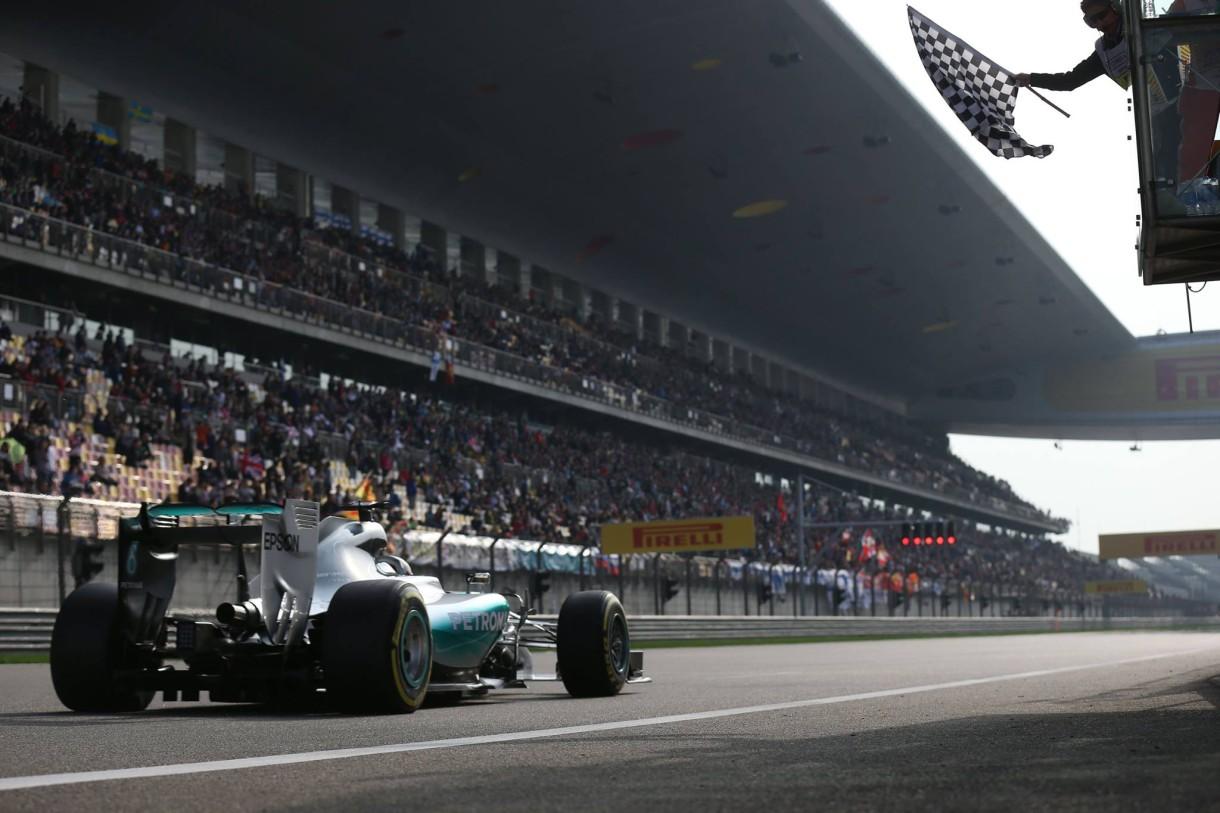 Gran Premio de China aplazado por el Coronavirus.