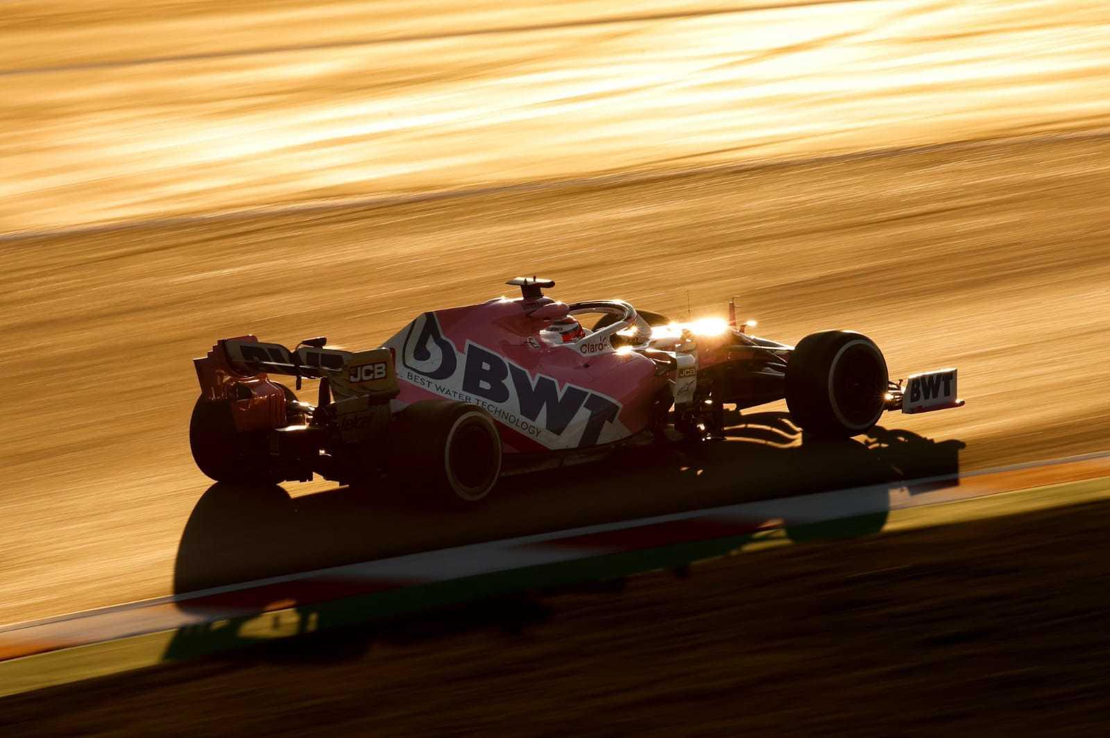 """Racing Point """"La inspiración es el coche más rápido del año pasado"""""""