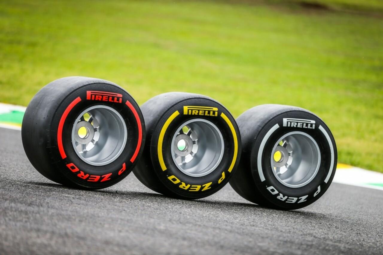 Pirelli creará un juego de neumáticos para el resto de las fechas de F1