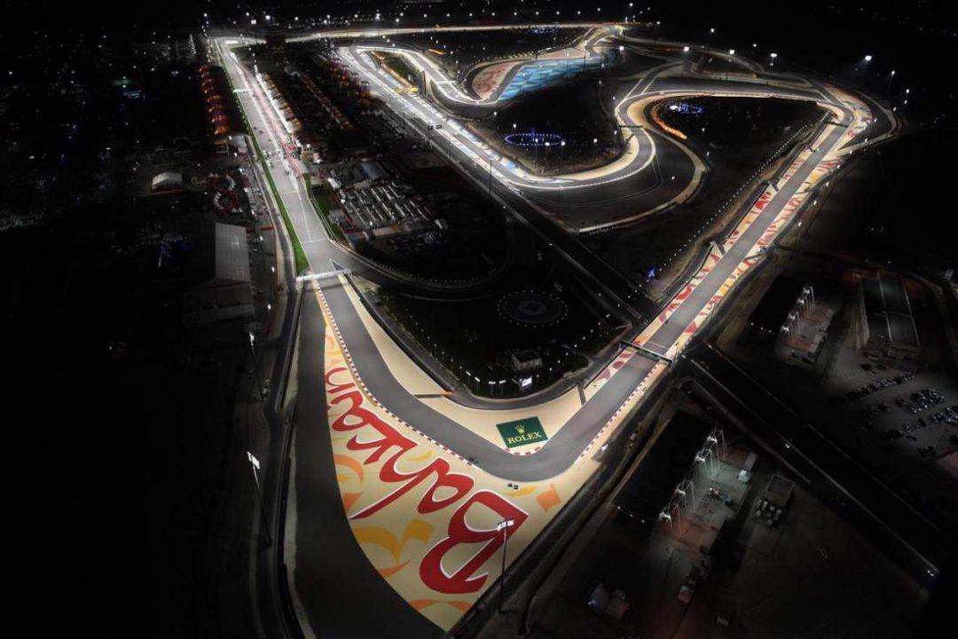 La pre-temporada comienza en Bahrein