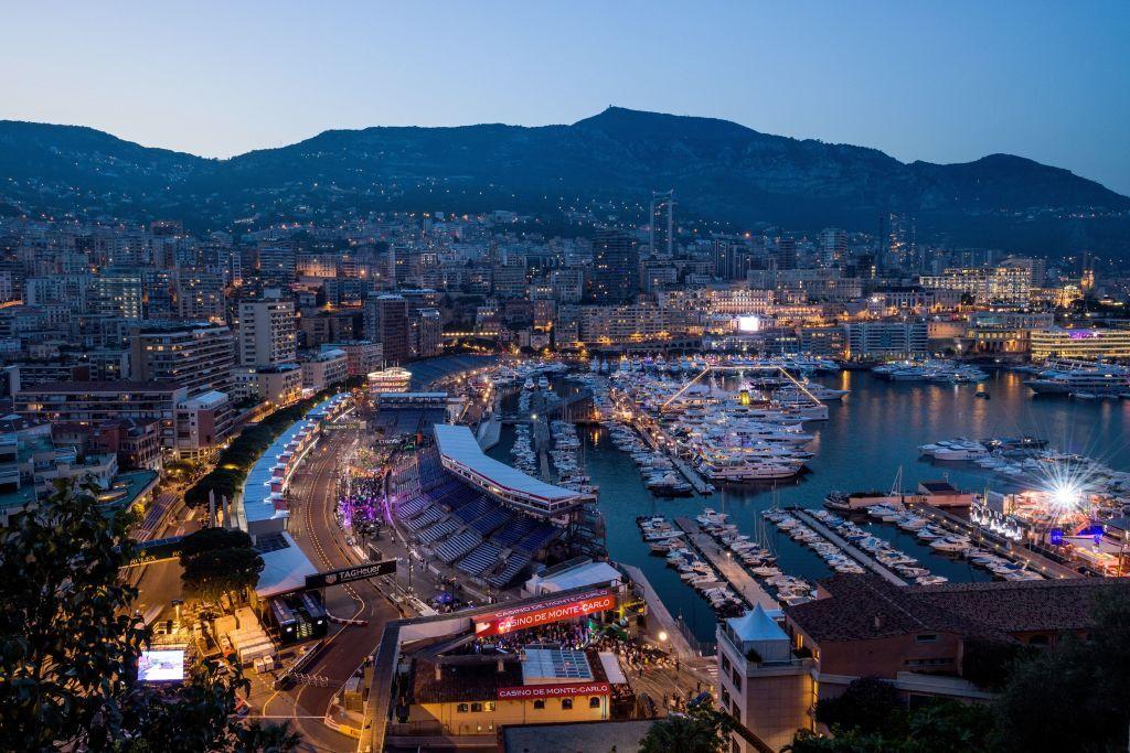 Gran Premio de Mónaco cancelado.