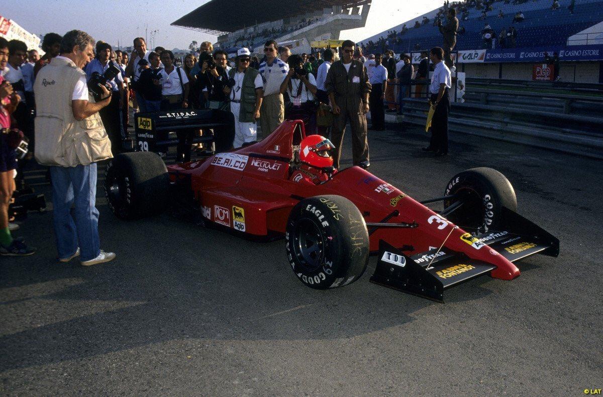 #MonoplazasÚnicos   Life190 no un V6, ni V10, un W12 por Martín Scebba.