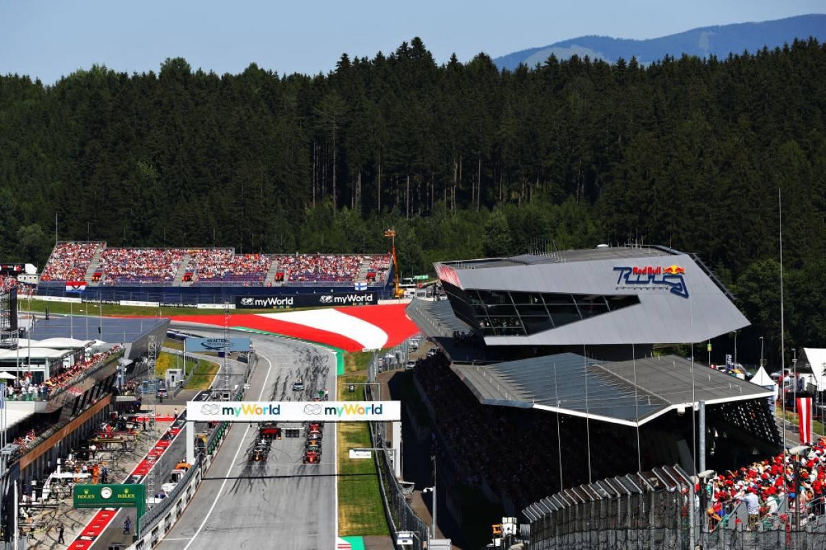 Austria autoriza 2 GP y abre la posibilidad de contar con 500 espectadores