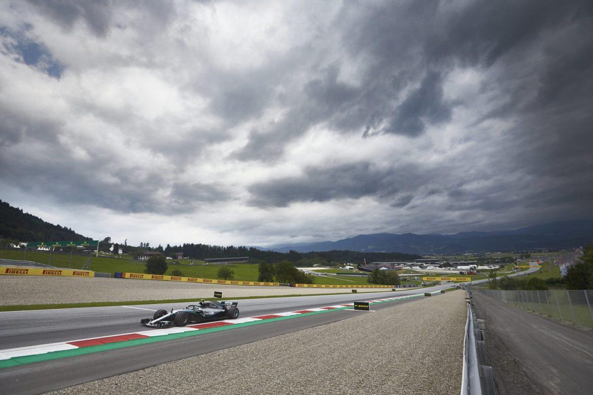 Precipitaciones acechan el regreso de la Fórmula 1