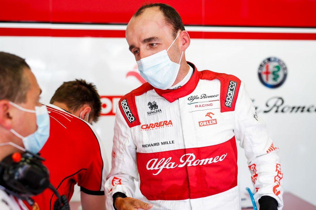 Robert Kubica pilotará el C41 en la PL1 del GP de España
