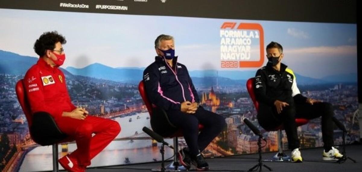 Ferrari, Renault y McLaren apelarán la decisión de FIA en el caso Racing Point