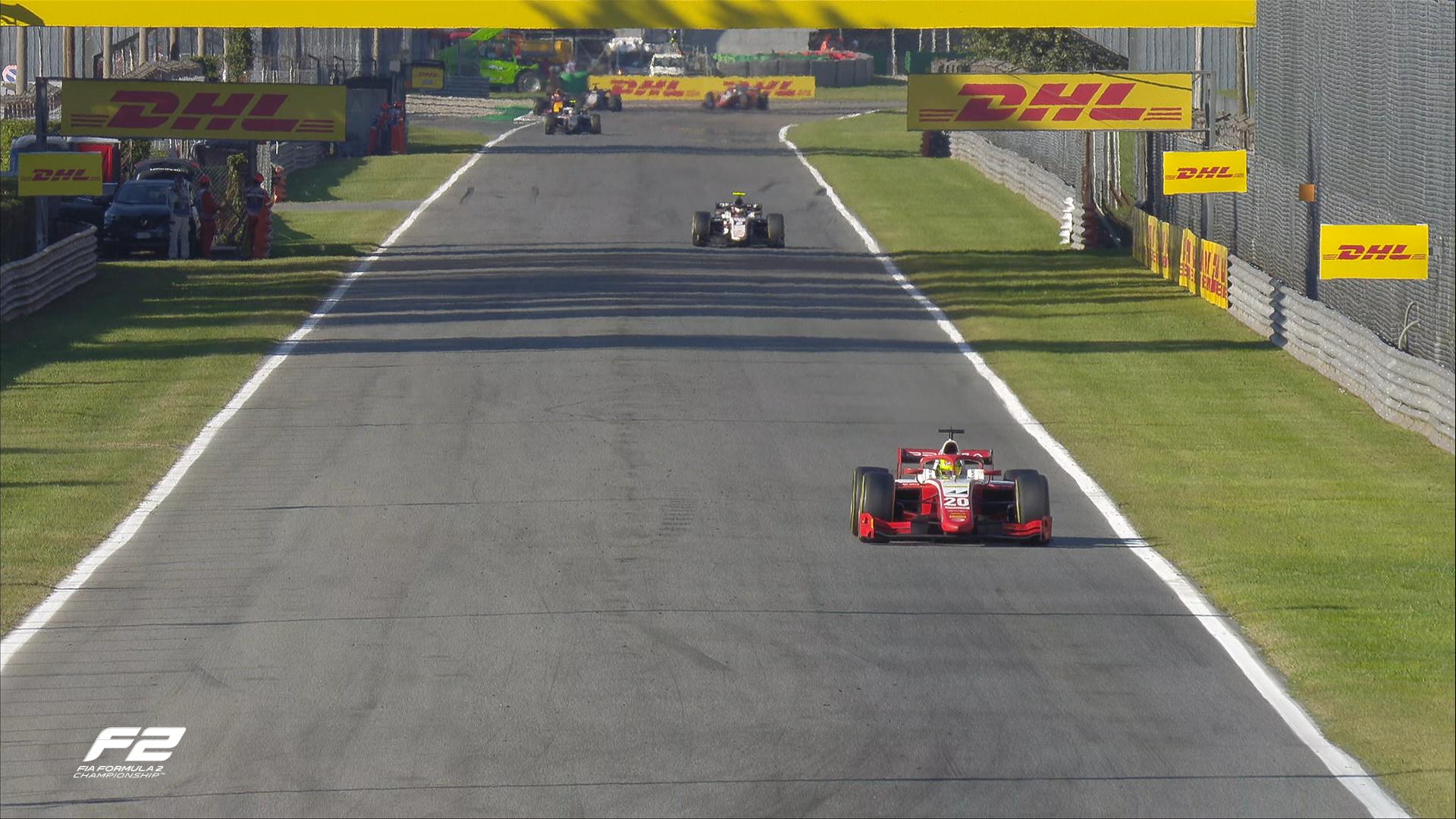 Schumacher F2 Monza