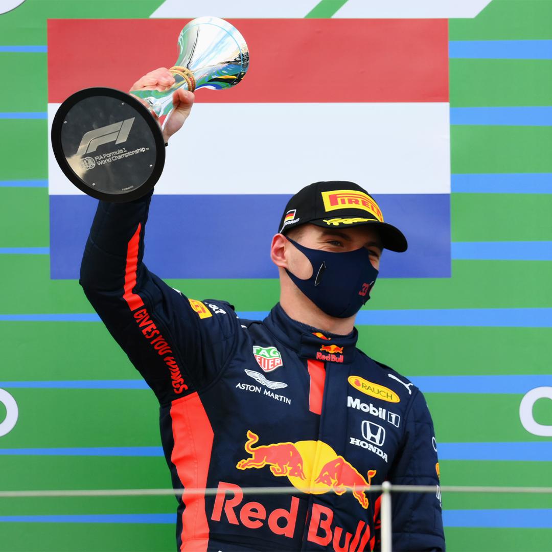 """Verstappen:""""En general ha sido una buena carrera"""""""