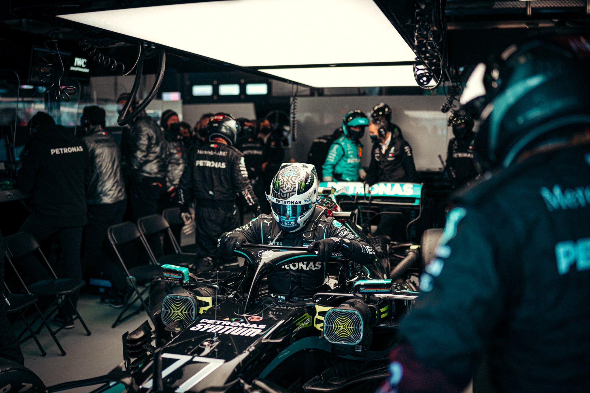 Valtteri Bottas- Foto Mercedes
