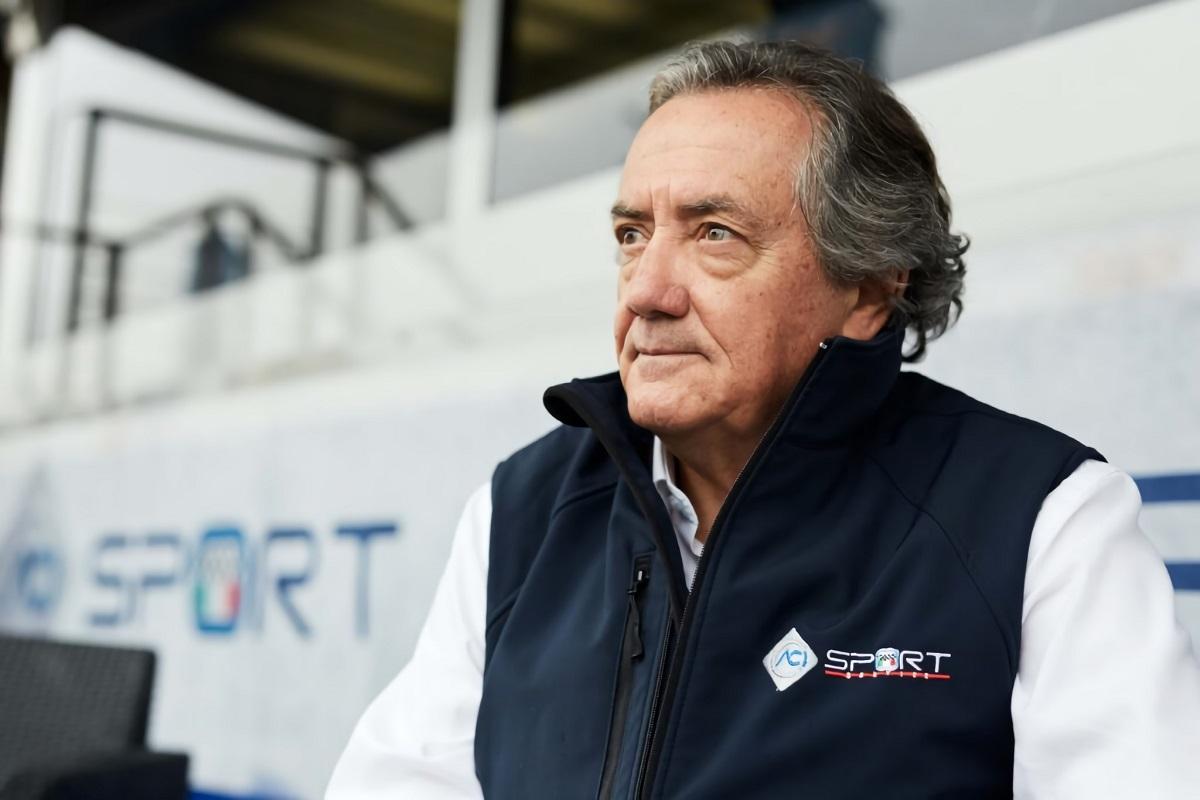 Giancarlo Minardi y una misión: el regreso definitivo de la F1 a Imola.