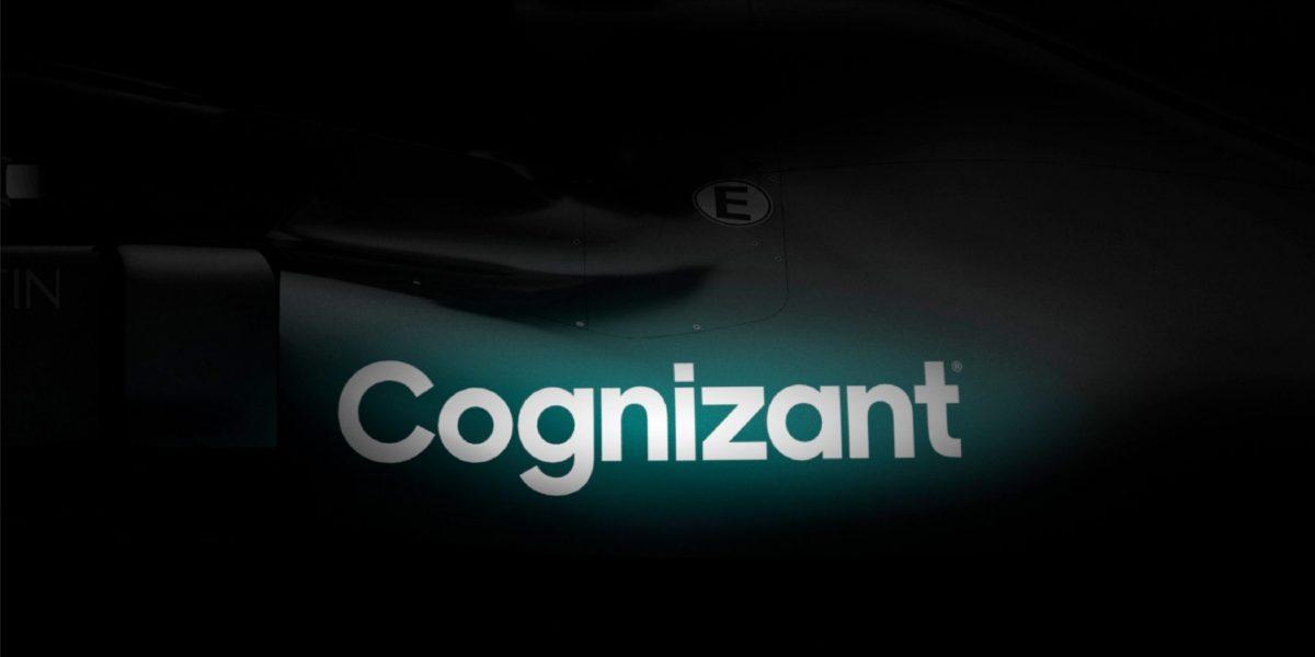 Aston Martin anunció a Cognizant como nuevo patrocinador oficial