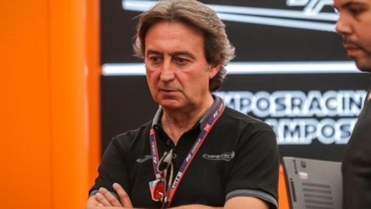 A los 60 años fallece Adrián Campos