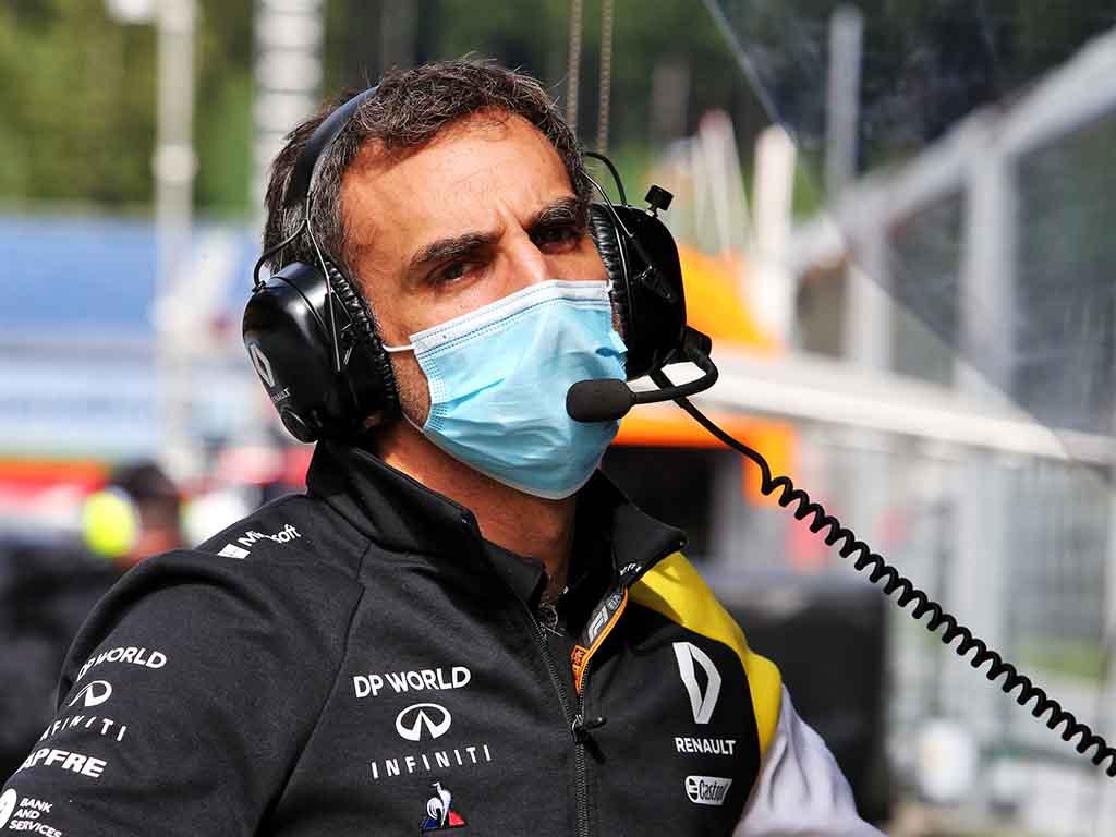 Cyril Abiteboul deja su cargo de Jefe de Equipo en Renault