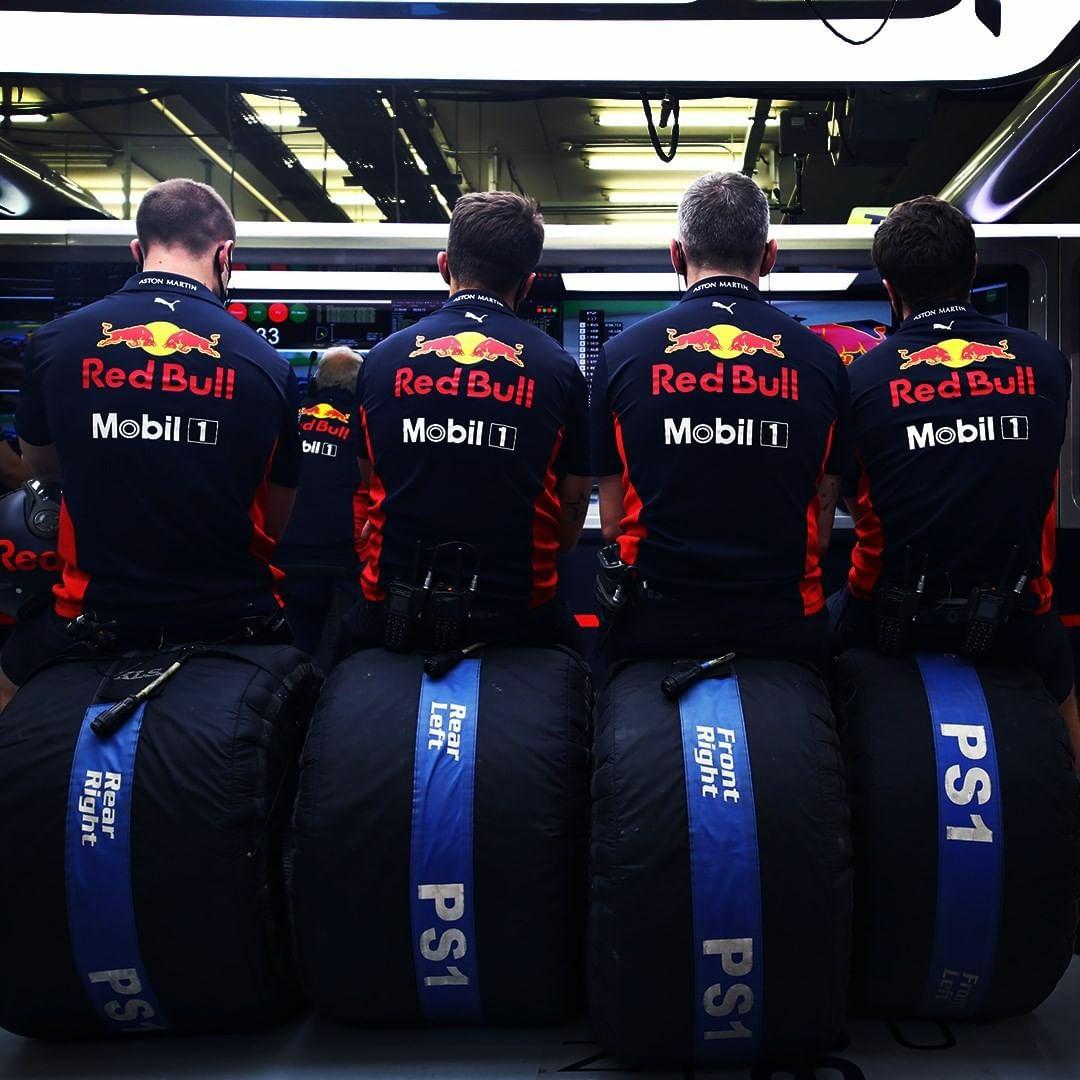 Red Bull anuncia fecha para la presentación del RB16B