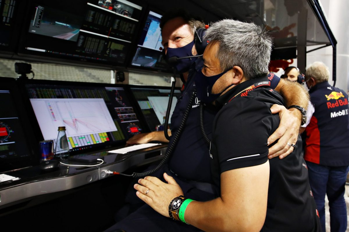La relación Red Bull- Honda continuará hasta el 2024