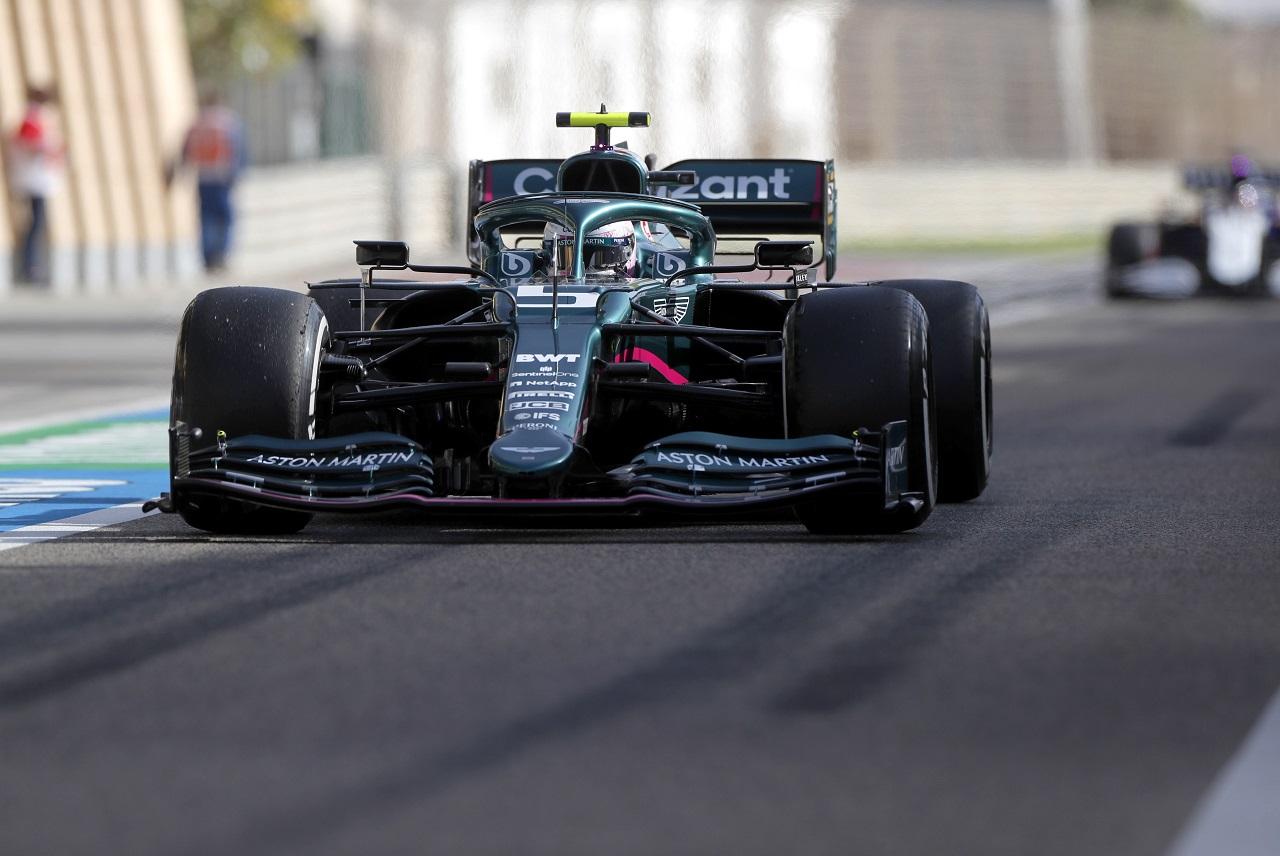 "Vettel : ""Estoy molesto y enojado"""