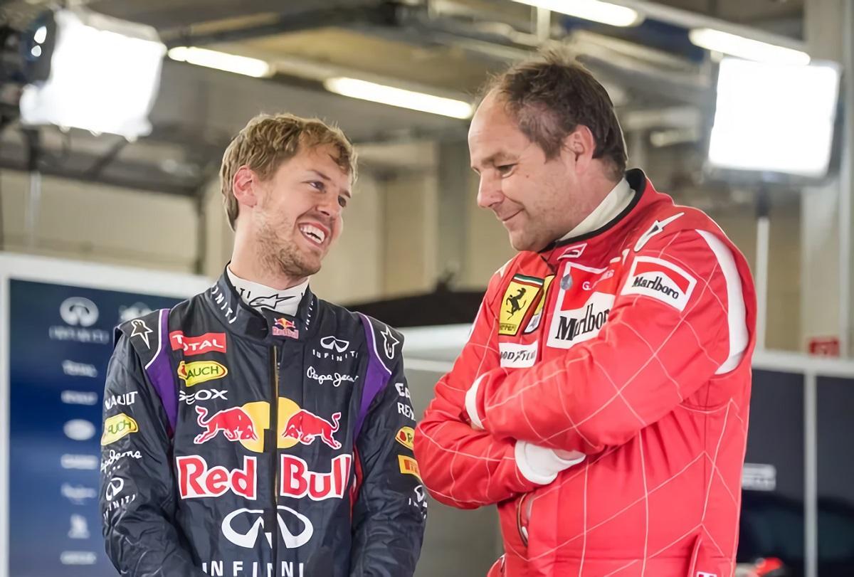 """Berger: """"Vettel nunca reaccionó bien bajo presión"""""""