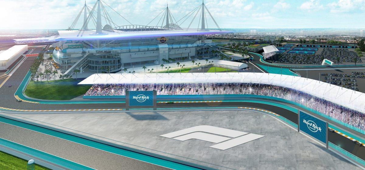 El Gran Premio de Miami sigue adelante pese a inconformidad con los residentes