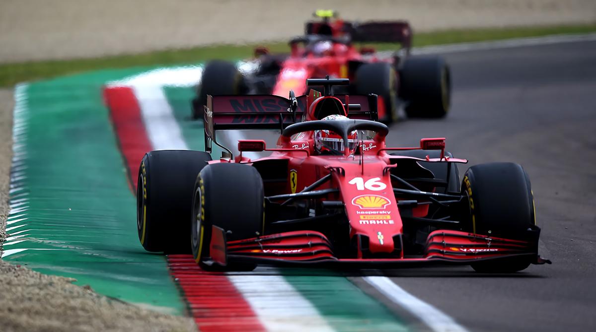 Ferrari puede sonreir