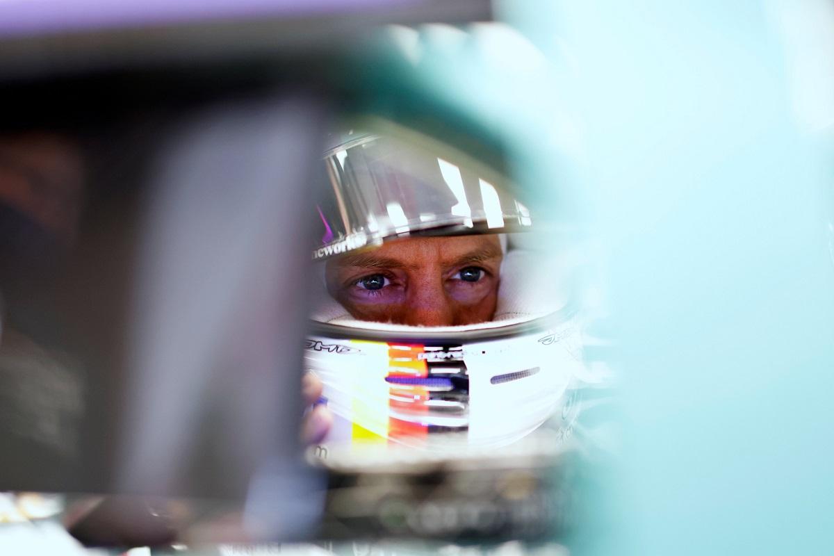 Vettel en Q3 y es noticia