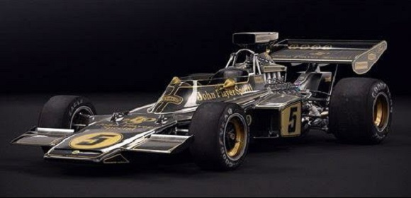 Lotus 72- Foto (1970-1975)- Foto Getty Images