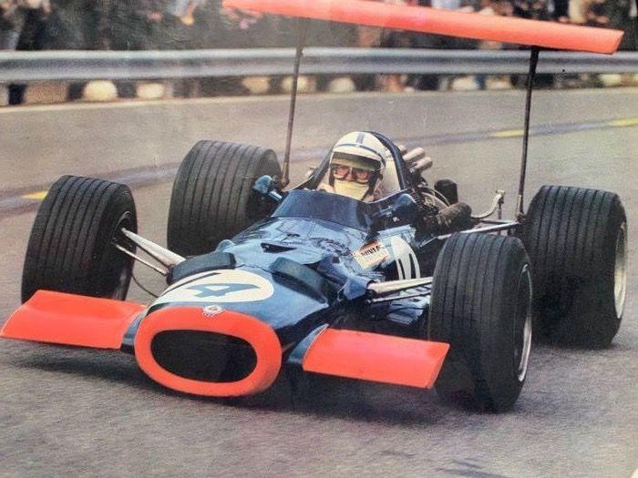 John Surtees- BMR 1960/70- Foto Getty Images