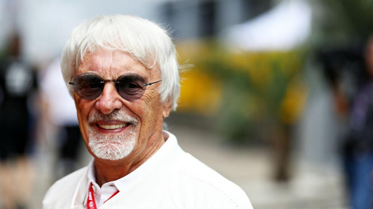 """Ecclestone: """"Hamilton se convertirá fácilmente en campeón"""""""