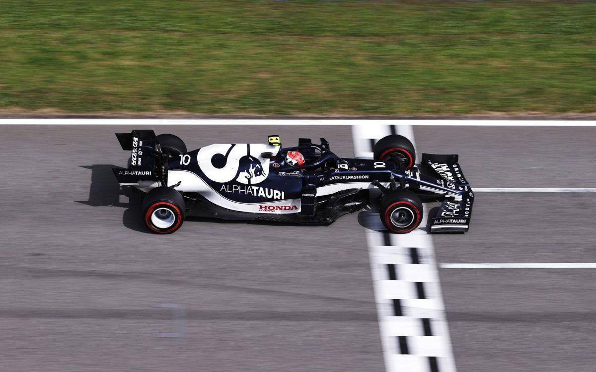 """Gasly:"""" Estamos perdiendo ritmo en comparación con las dos primeras carreras"""""""