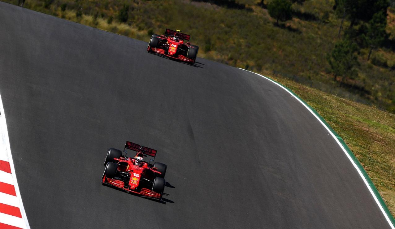 Ferrari, ordenes de equipo y el enojo de Sainz