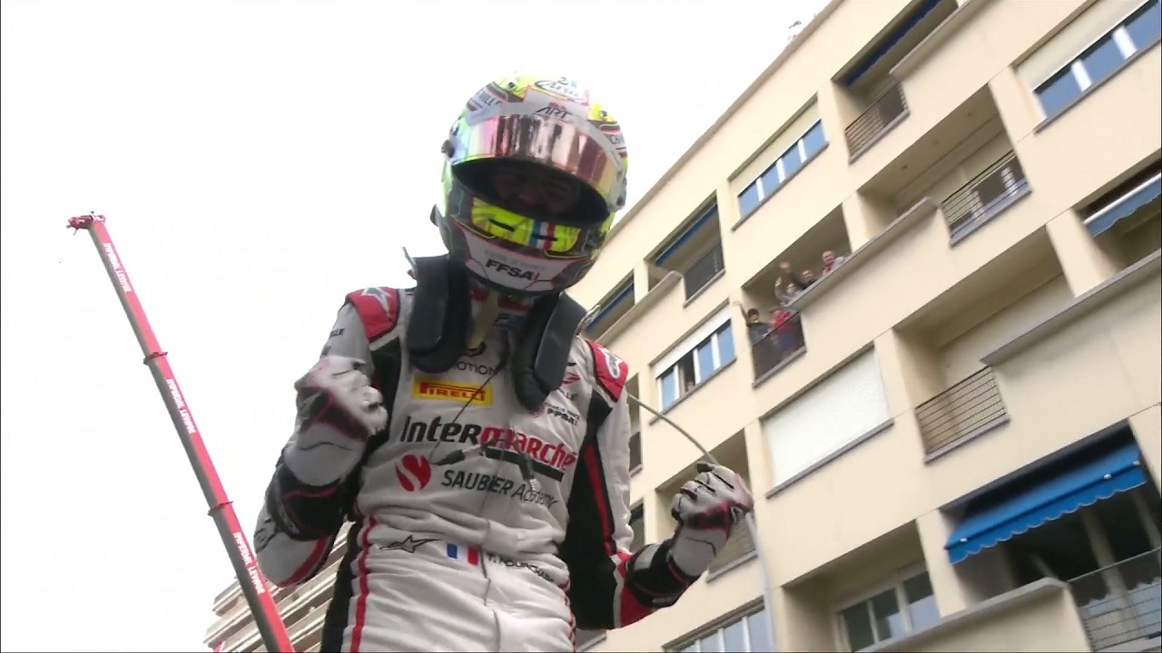 Theo Pourchaire, el ganador más joven de la F2