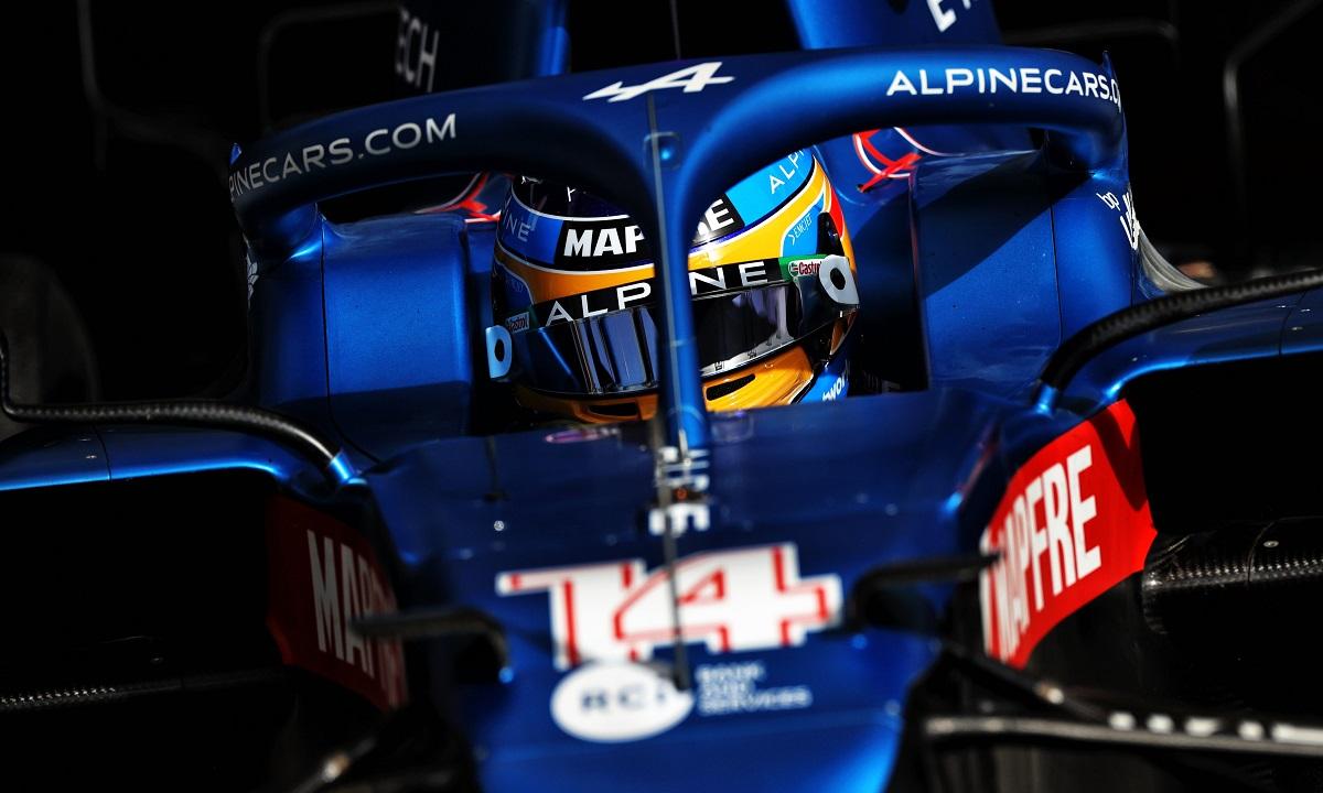 Alonso destaca el nivel de Ocon