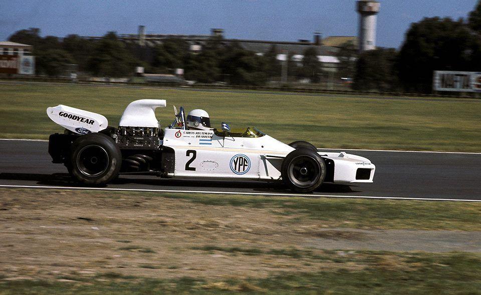 1972 Carlos Reutemann, Brabham BT34