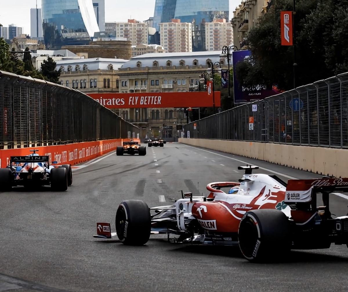 """Räikkönen: """"Es bueno llevarme un punto a casa"""""""