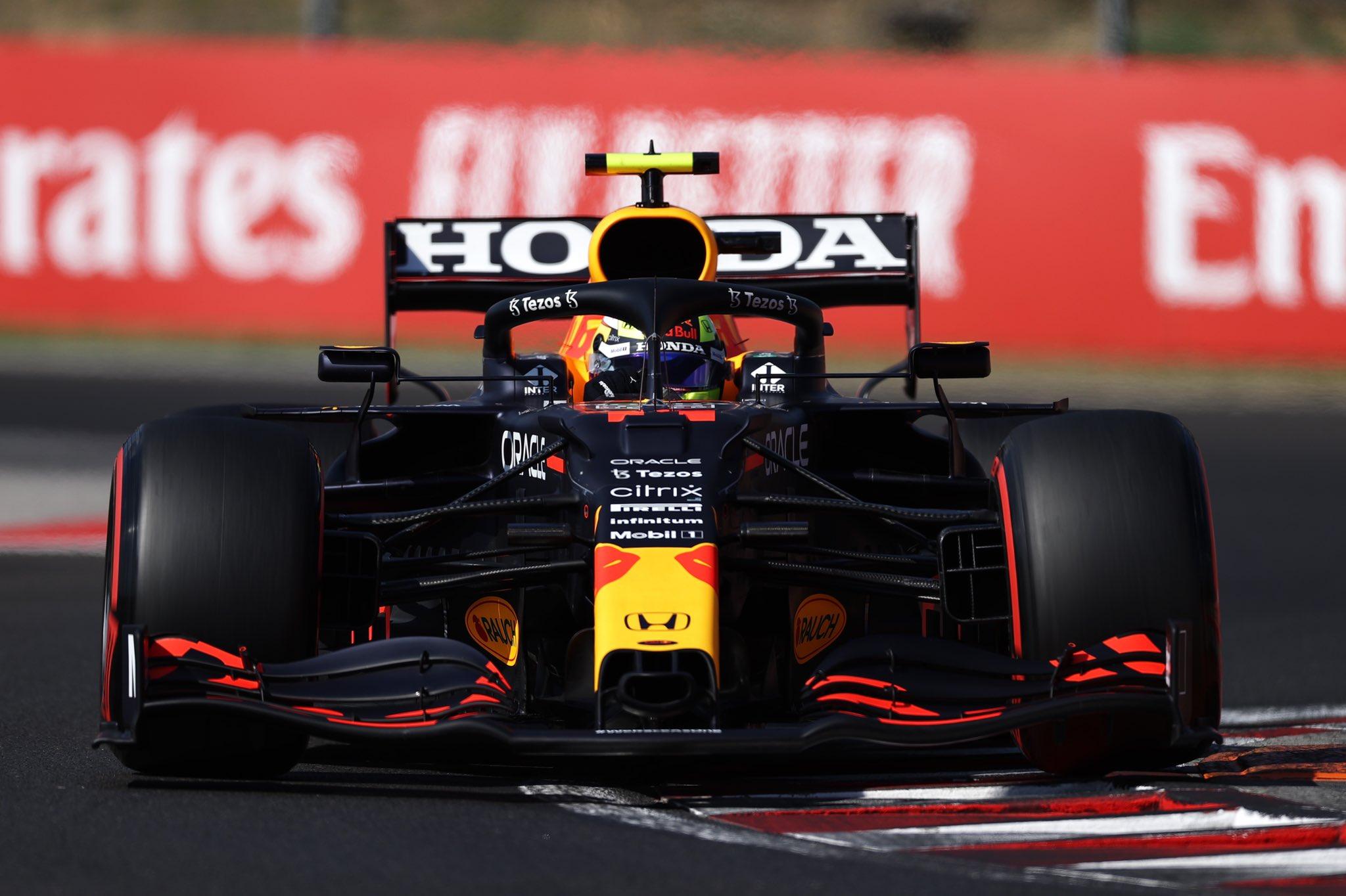 Sergio Pérez- Foto Red Bull