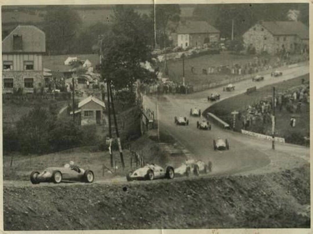 Historia del circuito de Spa-Francorchamps