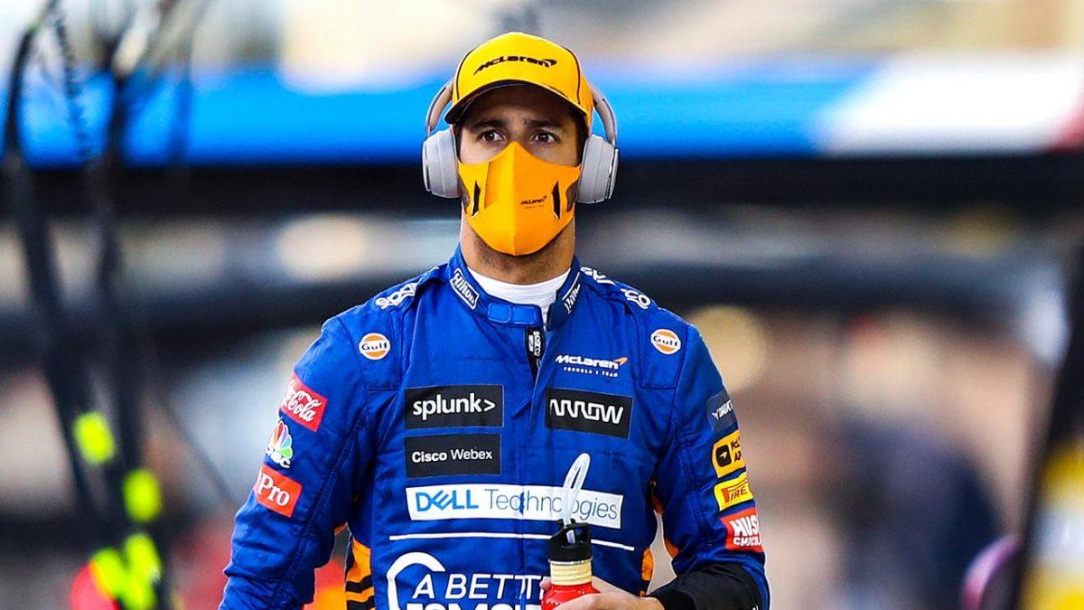 "Ricciardo sarcástico :"" Mi agradecimiento a Stroll"""