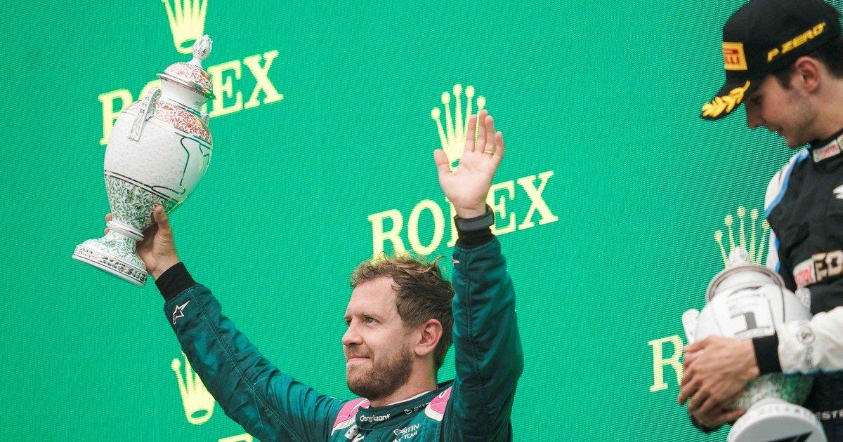 FIA mantiene el segundo lugar de Vettel hasta la apelación