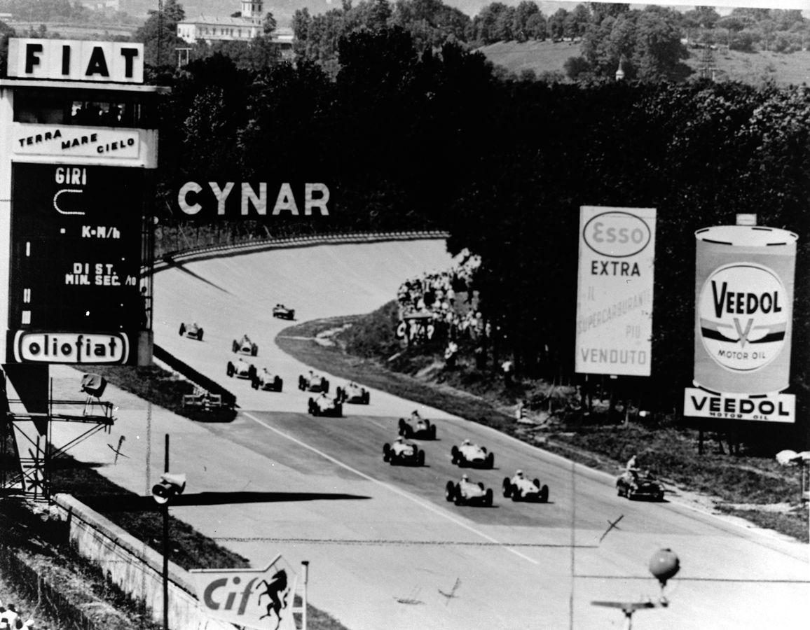 Monza un poco de su historia no muy conocida