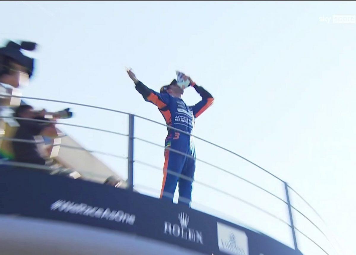 """Ricciardo:""""Ya era hora"""""""