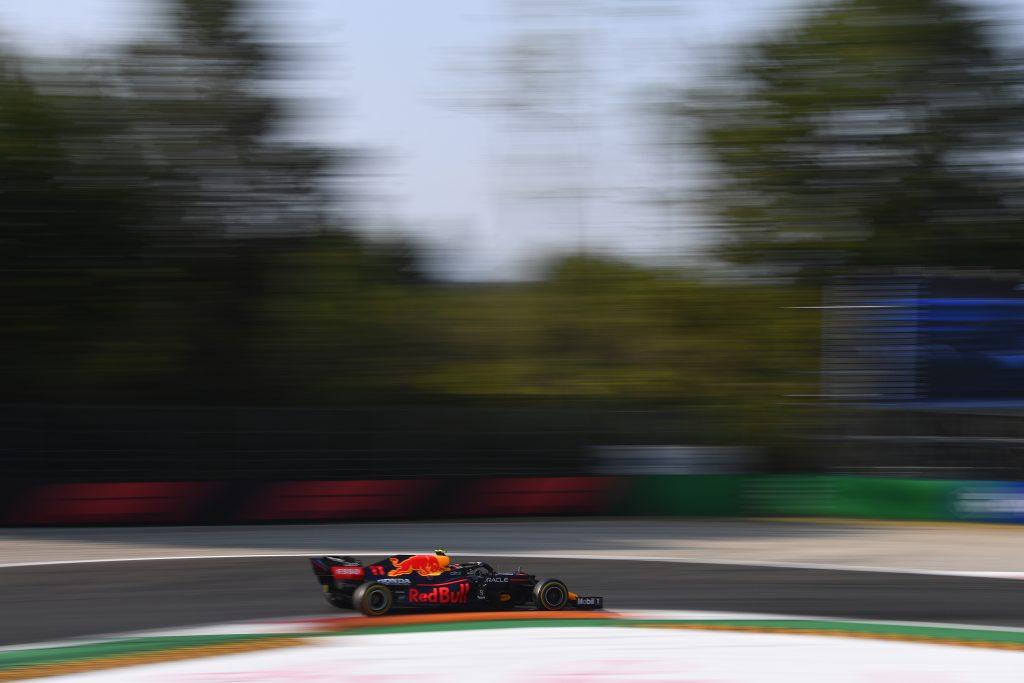 Perez Monza