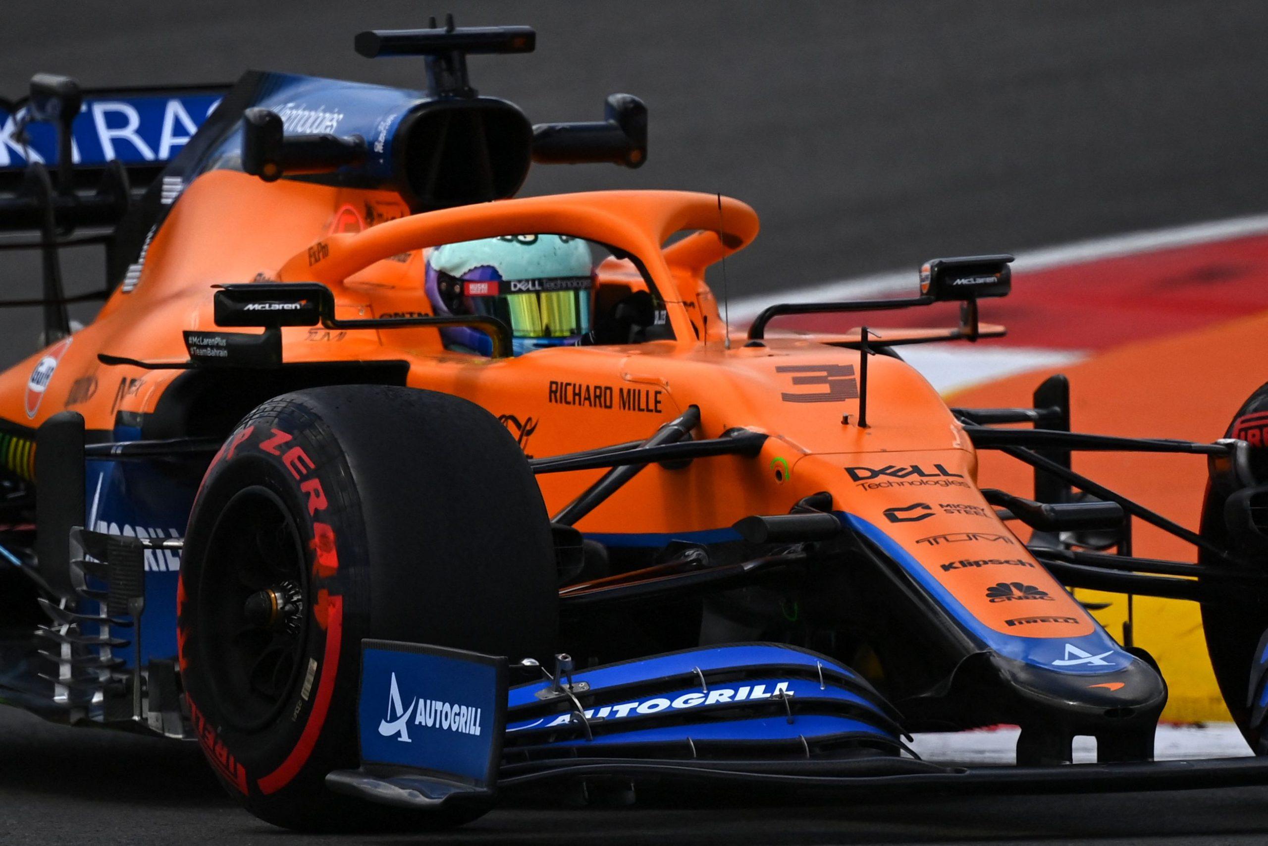 Daniel Ricciardo / @McLaren