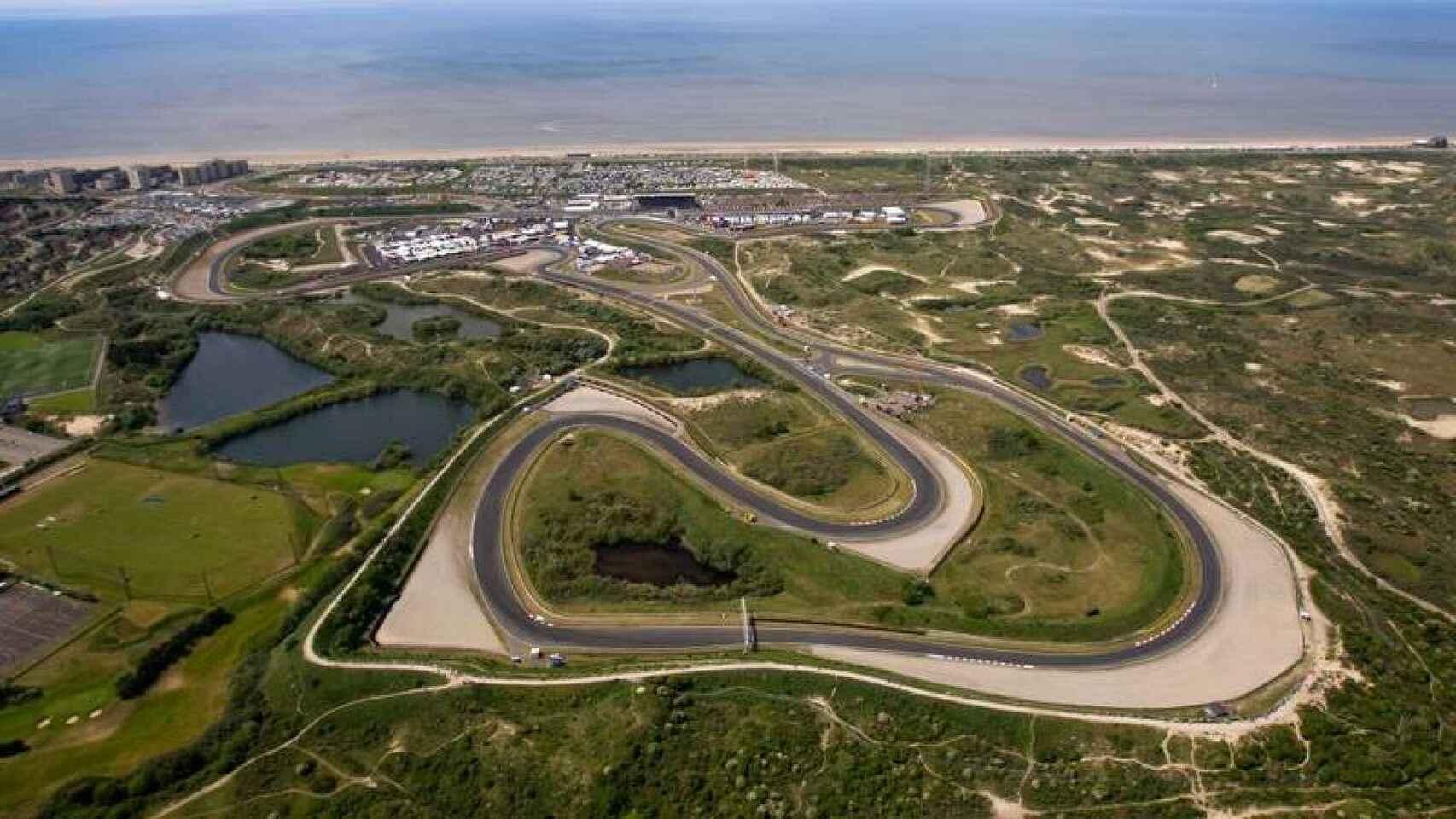 Verstappen busca saltar a la punta del campeonato en Zandvoort