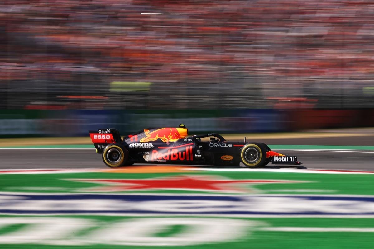 Sergio Pérez finaliza en la 5° posición del GP de Italia