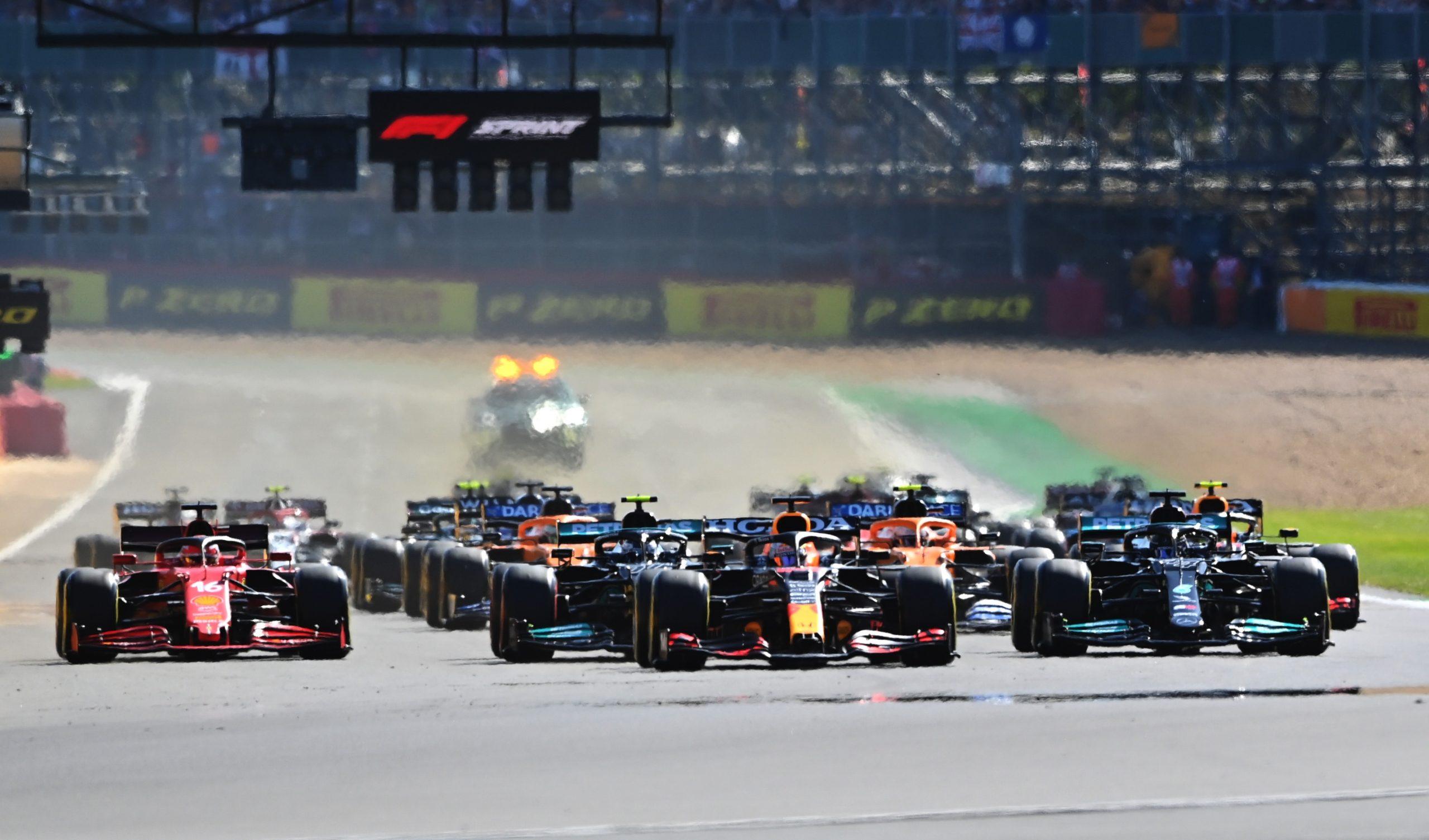La pre-temporada de F1 2022 será de 8 días en total