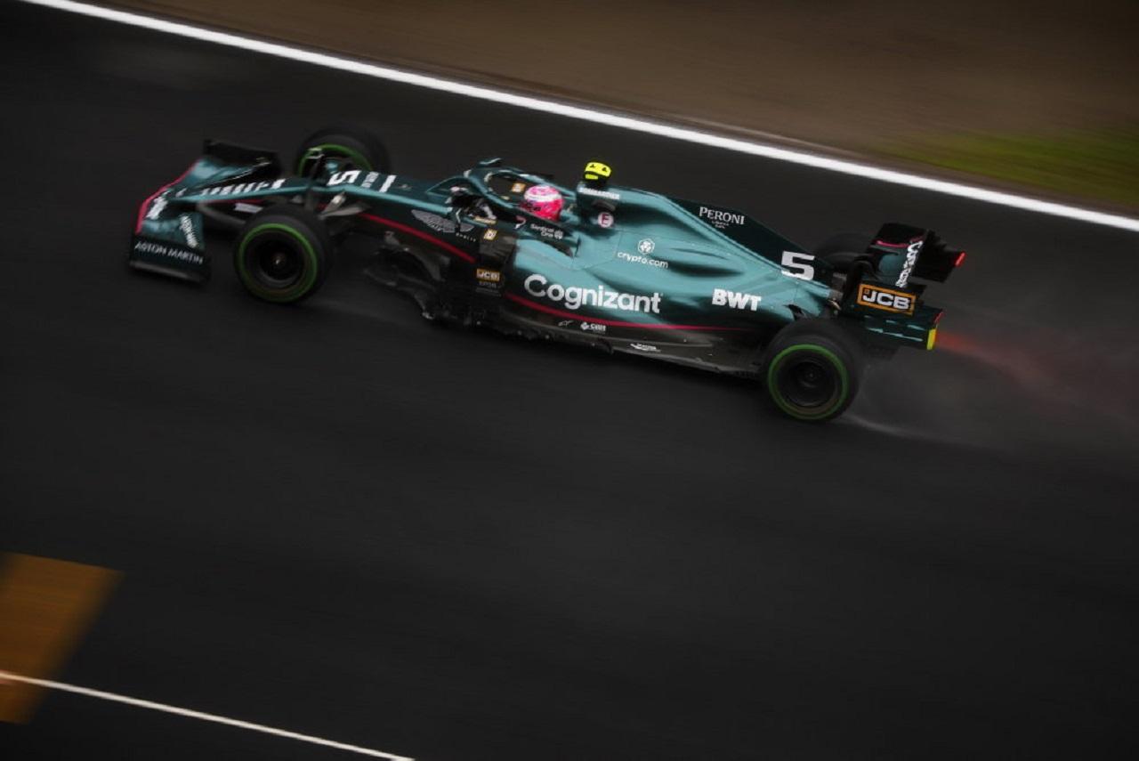 """Vettel: """"Fue la decisión equivocada"""""""